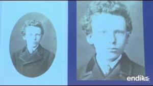 Sorprendente descubrimiento: una foto de Van Gogh resulta...