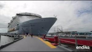 Descubre las impresionantes atracciones del crucero más g...