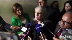 """Wanda Vázquez: """"Esta investigación era amañada, esta inve..."""