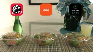 ¿Cuál app para ordenar comida en Puerto Rico es más rápida?