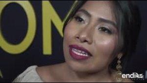 Conoce a Yalitza Aparicio, la nueva estrella latina en Ho...