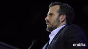 Ricardo Rosselló insiste en un periodo de transición para...