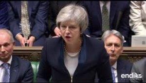 El acuerdo de Brexit de Theresa May muere en el Parlamento