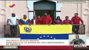 Maduro rompe relaciones diplomáticas de Venezuela con Est...