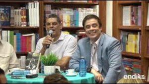 Raymond Dalmau agradece el apoyo de Benicio del Toro para...