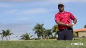 El golfista Rafa Campos busca representar a Puerto Rico en las Olimpiadas