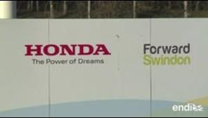 Honda anuncia el cierre de su fábrica británica en el 2021