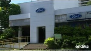 Ford cerrará su fábrica en Brasil