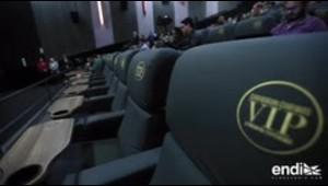 Así se ve el renovado cine de San Patricio