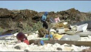 El plástico amenaza a la vida en Galápagos