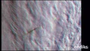Nasa revela imágenes de un poderoso meteorito que sobrevoló el mar de Bering