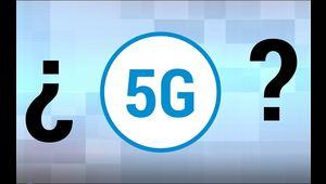 ¿Qué es la red 5G?