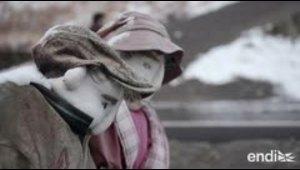 Muñecos reemplazan a los humanos en una aldea abandonada