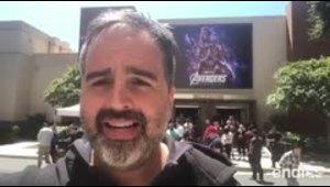 Nuestro crítico de cine ya vio Avengers: Endgame y estas son sus impresiones