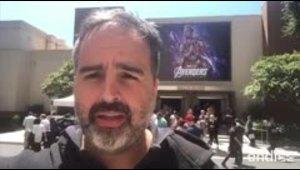 Nuestro crítico de cine ya vio Avengers: Endgame y estas ...