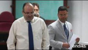 Rafael Ramos Sáenz renuncia a la vista preliminar