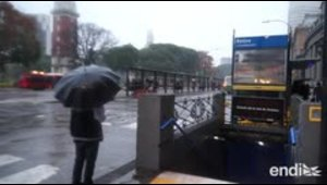 Apagón masivo afecta a Argentina y Uruguay