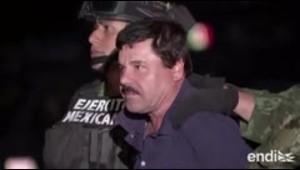 Aplazan sentencia del narcotraficante Chapo Guzmán