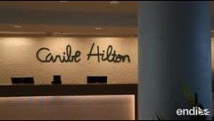 Reabre el hotel Caribe Hilton