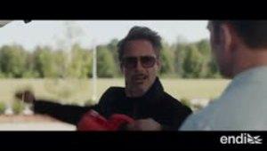 "Mira los divertidos bloopers del rodaje de ""Avengers: End..."