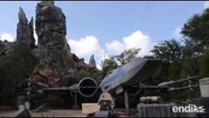 El parque Star Wars: Galaxy's Edge: una experiencia fuera...