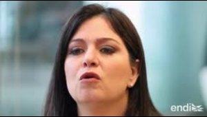 """Maite Oronoz Rodríguez: """"Era importante para el país que ..."""