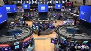 Fuerte caída en Wall Street ante temores de una recesión