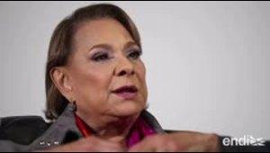 """Lucecita Benítez: """"Soy una mujer de vida, no de muerte"""""""