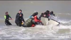 Rescate simultáneo de seis orcas en una Mar Chiquita que nunca habías visto