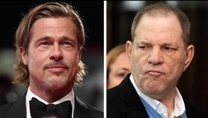 Brad Pitt le hizo frente a Harvey Weinstein para defender...