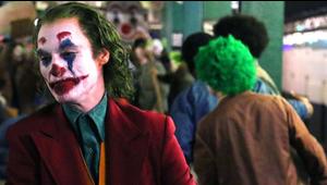 """""""A otro nivel"""" Joaquin Phoenix en la película """"Joker"""""""