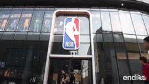 Crece la polémica de la NBA en China