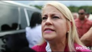 "La gobernadora a Bhatia: ""Espero que no haya sido bullying"""