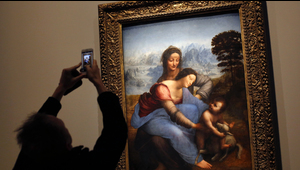 Sensacional exposición de Leonardo da Vinci tras 500 años de su muerte