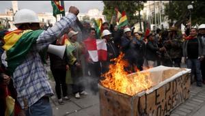 México explica por qué concede asilo a Evo Morales