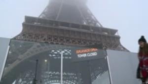 Francia se paraliza por una huelga contra la reforma de las pensiones de Macron