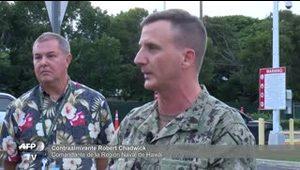 Lo qué pasó en el tiroteo en la base estadounidense de Pearl Harbor