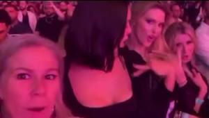 Madison Anderson se goza el concierto de Daddy Yankee al ...