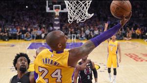 El gran tributo que le hicieron a Kobe Bryant luego de su...