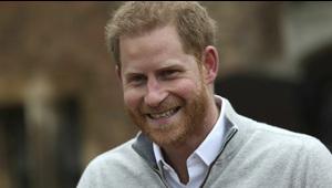 Inusual petición del príncipe Harry