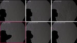 Experimento revela lo que ocurre en el aire cuando toses