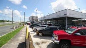 Paralizada la industria de autos en la avenida Kennedy