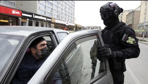 """Rusia implanta """"sistema inteligente de vigilancia"""" contra el COVID-19"""