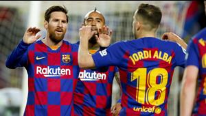 Mira lo que hizo Lionel Messi por la crisis del COVID-19