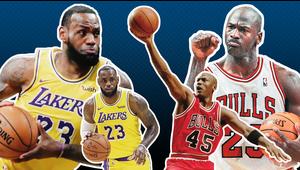 Michael Jordan vs LeBron James: ¿quién es el mejor?
