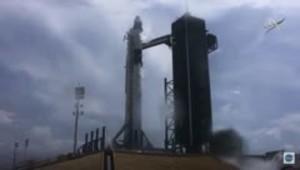 Revive el espectacular lanzamiento de la NASA y SpaceX