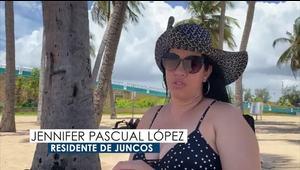 """Visitante de playa de Ocean Park: """"Este es uno de los mejores sitios para uno estar"""""""