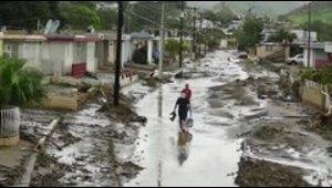 Cobertura de GFR Media del huracán María