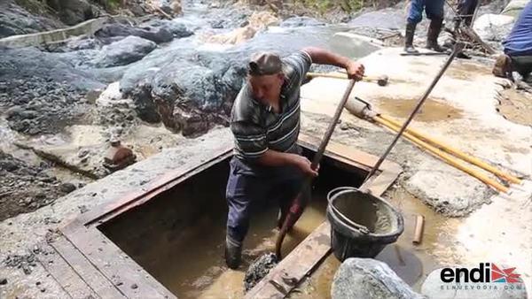 Urge reconstruir la represa de Sabana Grande