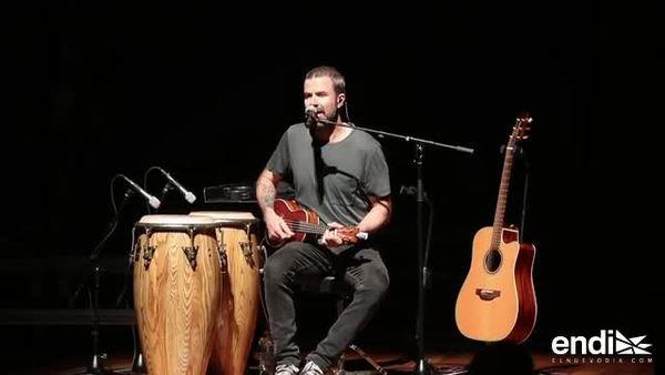 Jarabe de Palo celebra la vida en el Centro de Bellas Artes